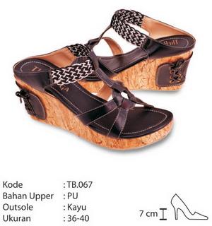 Sandal Wedges | Sandal Wanita Branded – Sandal Wanita ...